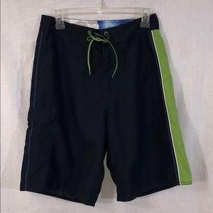 """First Wave Men's Board Shorts Tie Waist 30"""""""